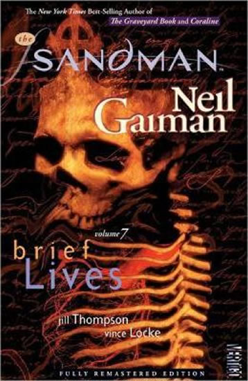 Sandman : Brief lives Volume 7