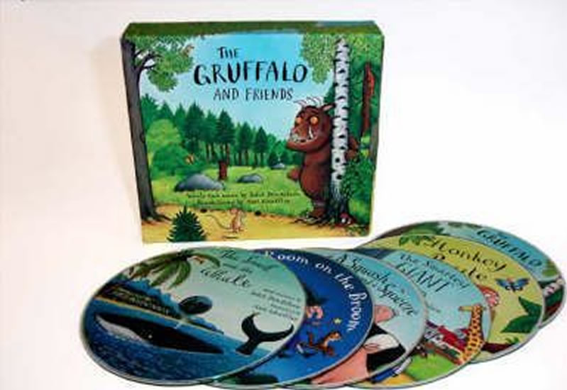 The Gruffalo - 6CD - Donaldson Julia
