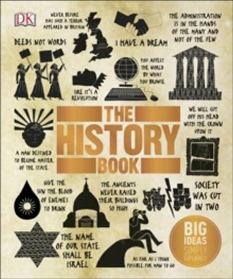 History Book DK
