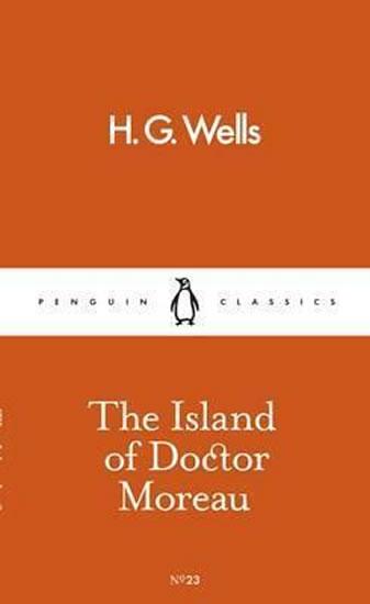 Island of Doctor Moreau (Pocket Penguins)