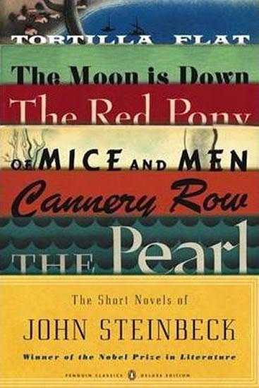 Short novels of John Steinback