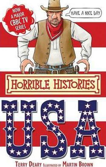 Horriblke Histories USA