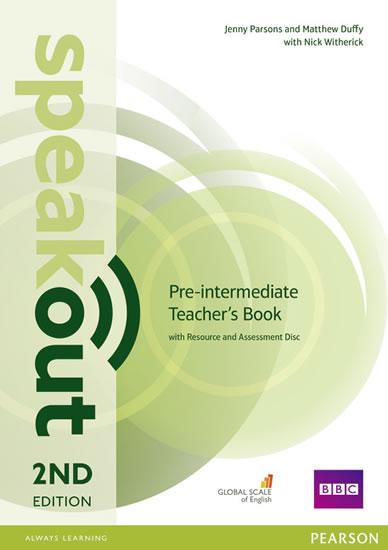 Speakout 2nd Edition Pre-Intermediate Teacher´s Guide
