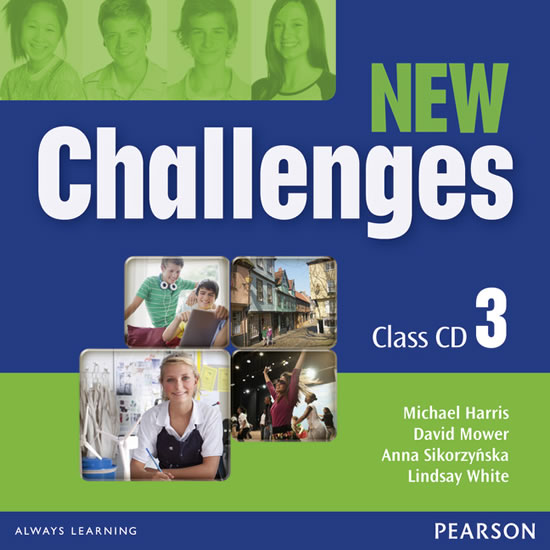 New Challenges 3 Class CD