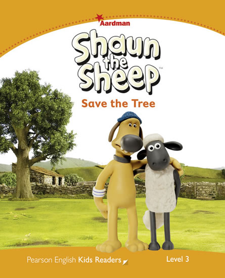 Shaun the sheep-Save the Tree (penguin kids level 3)