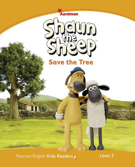 Shaun the sheep-Save the Tree (penguin kids level 3)