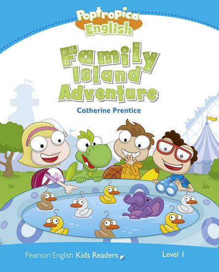 Family Island Adventure(penguin kids level 1)