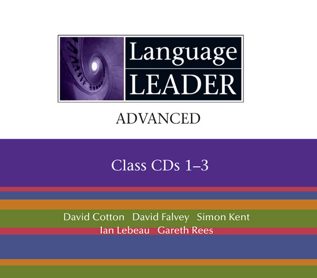 Language Leader Advanced Class Audio CD