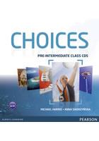 Choices Pre-int Class CDs 1-6