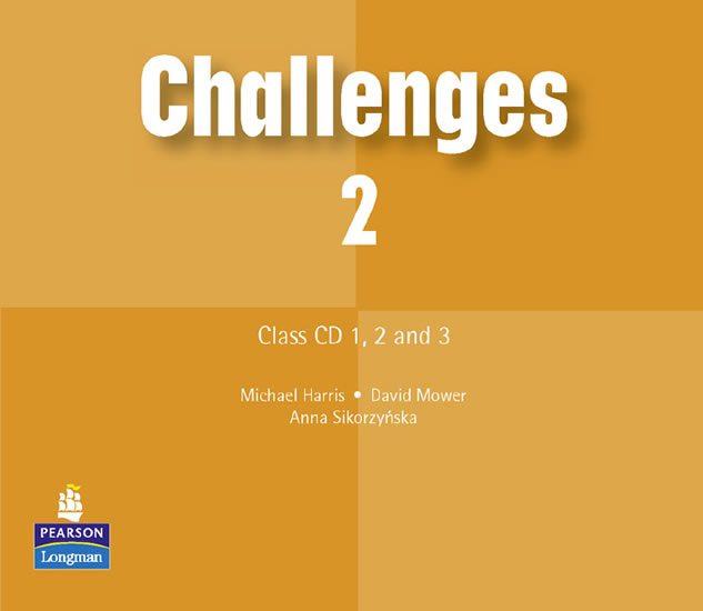 Challenges 2 Class CD
