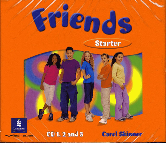 Friends Starter CD