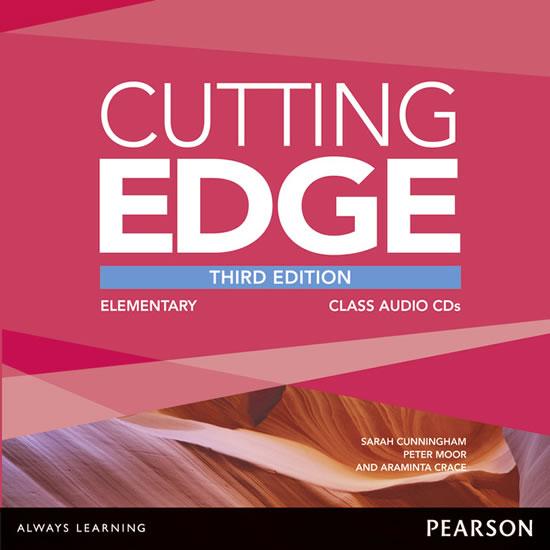 Cutting Edge,3 rd Ed. Elem. Cl.CD