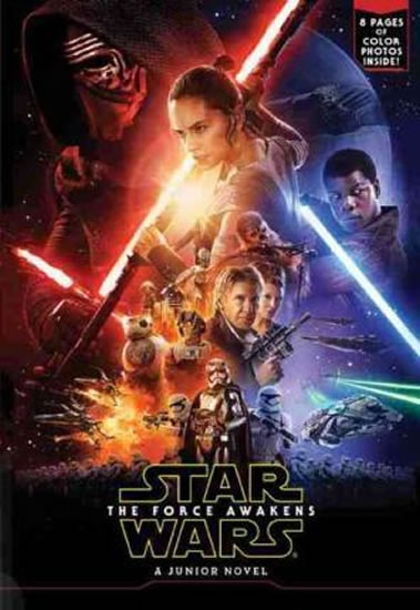 Star Wars : Force awakens (junior novel)