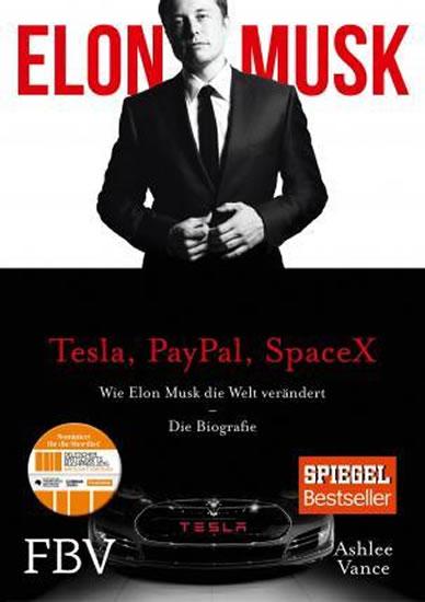 Elon Musk německy
