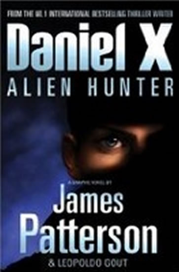 Daniel X-Alien Hunter -  komiks
