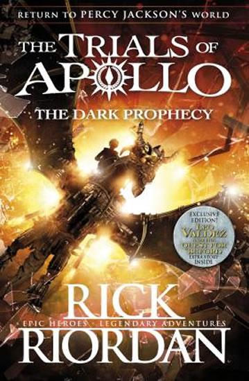 Trials of Apollo : Dark Prophecy