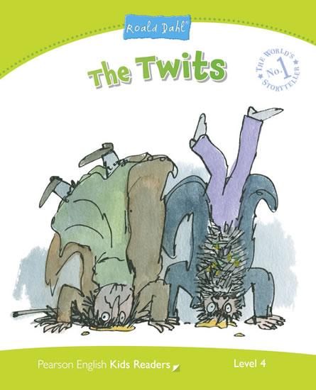 The Twits ( penguin kids level 4)