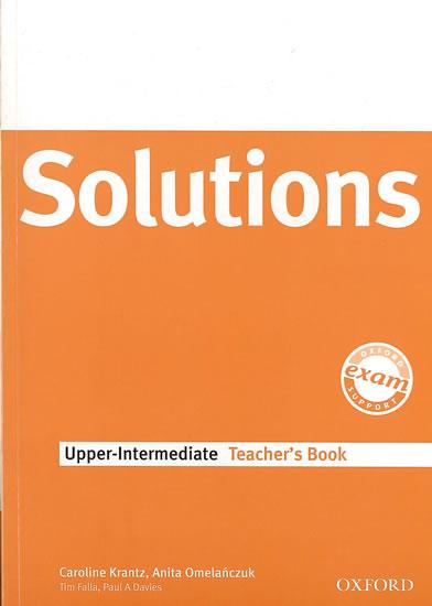 MATURITA SOLUTIONS UPPER INTERMEDIATE TB