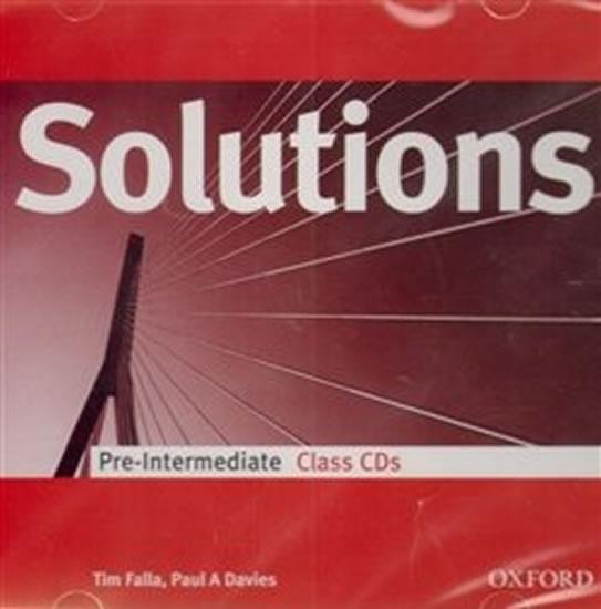 MATURITA SOLUTIONS PRE-INTER CD/OXFORD