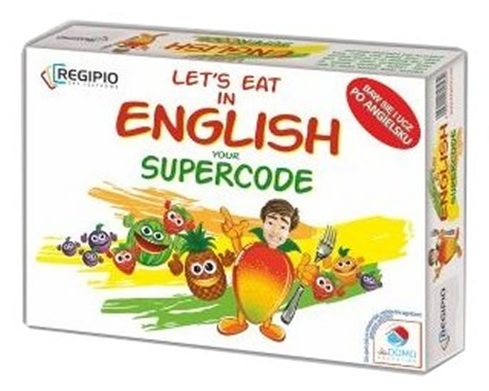Let's eat in Engish your supercode