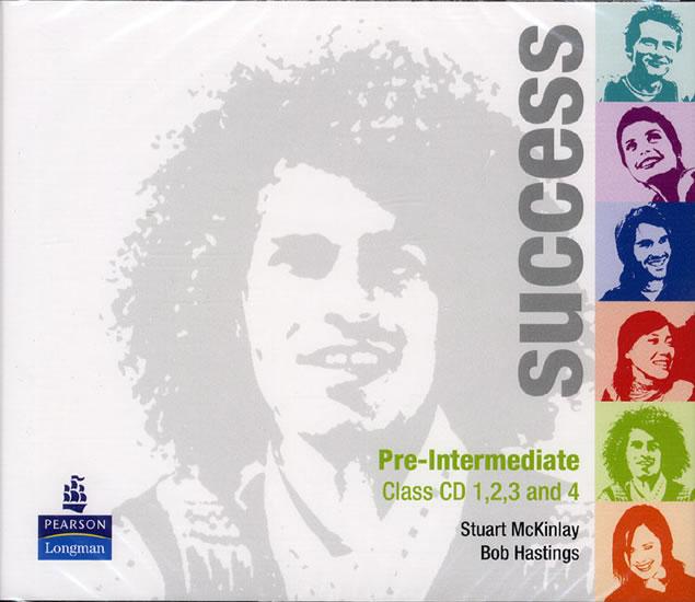 Succes Pre-Inter class CD