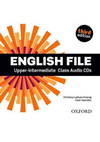 English File 3.ed. Upper-Intermediate Class Audio CD