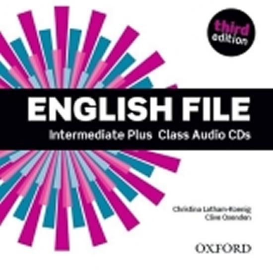 English File 3.ed. Intermediate Plus Class Audio CDs /4/