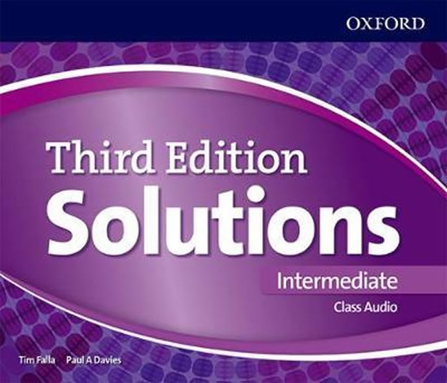 Solutions 3rd Edition: Inter Class Audio CDs (3)