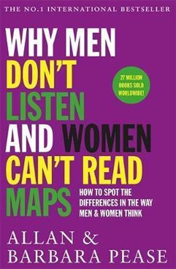 Why Men Dont Listen & Women Cant Read Maps