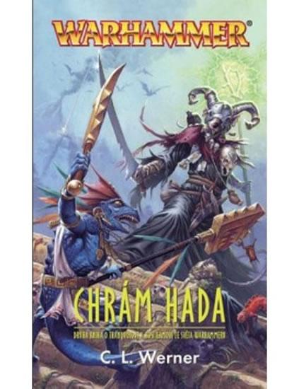 CHRÁM HADA - WARHAMMER