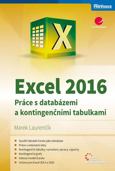 EXCEL 2016 PRÁCE S DATABÁZEMI