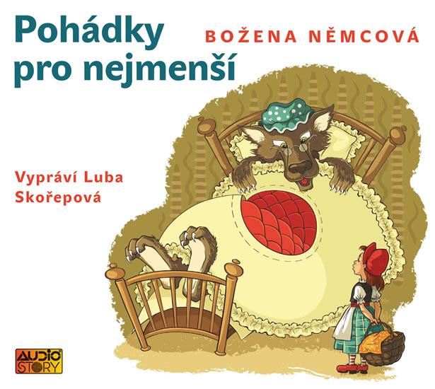 CD POHÁDKY PRO NEJMENŠÍ/AUDIOSTORY