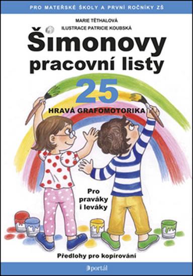 ŠPL 25 - HRAVÁ GRAFOMOTORIKA