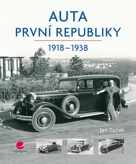 Auta první republiky 1918 - 1938