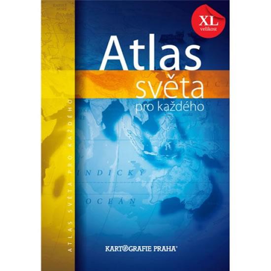 ATLAS SVĚTA PRO KAŽDÉHO - VELIKOST XL