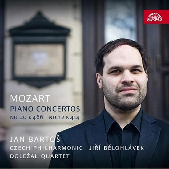 CD Mozart Klavírní koncerty