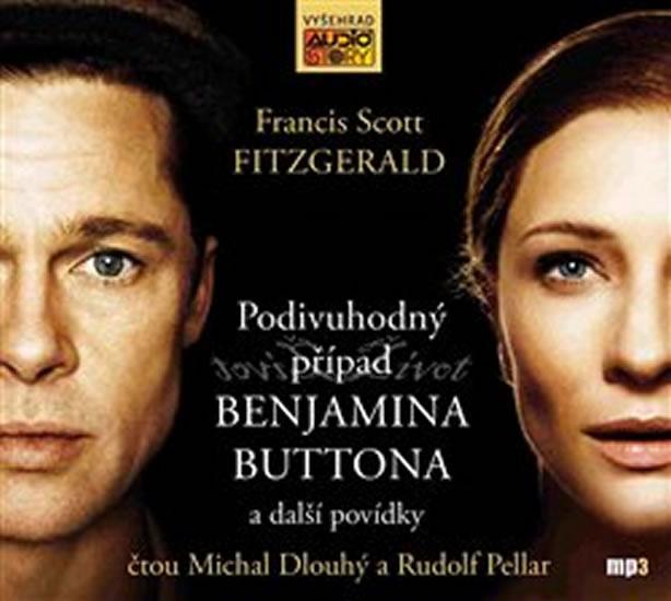 CD Podivuhodný případ Benjamina Buttona a jiné povídky