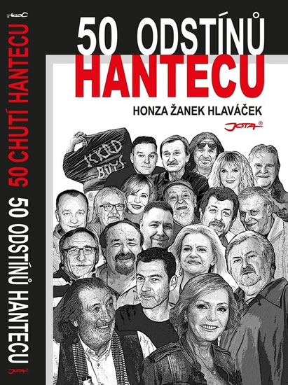 50 odstínů hantecu - Hlaváček Honza Žanek