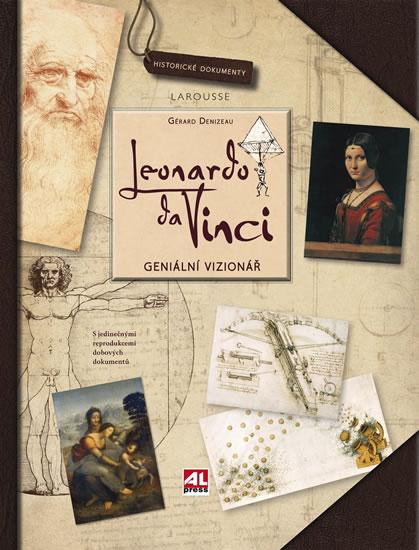 LEONARDO DA VINCI GENIÁLNÍ VIZIONÁŘ/ALPRESS