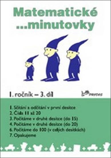 MATEMATICKÉ MINUTOVKY 1. 3.DÍL