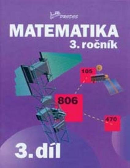 Matematika 3.roč/3.díl učebnice Prodos
