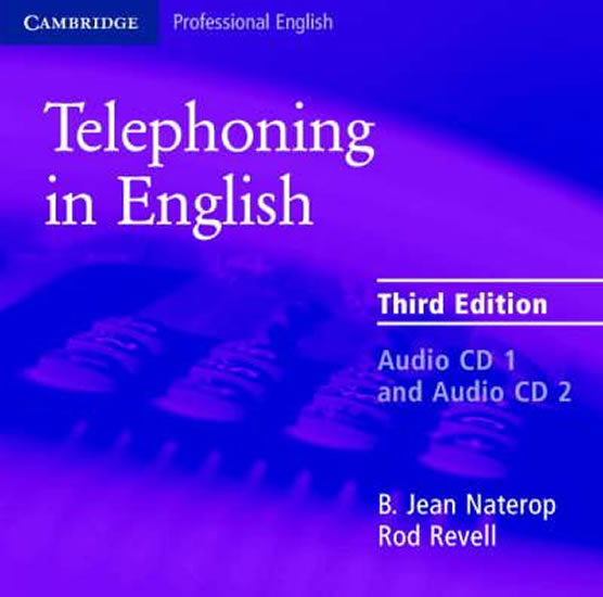Thelephoning in English CD