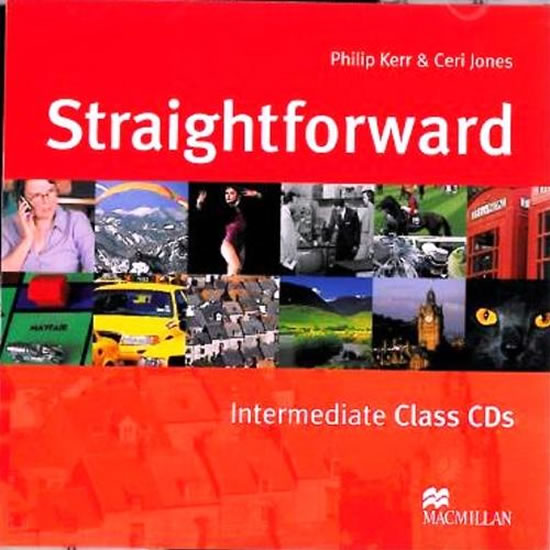 Straightforward int Class CD