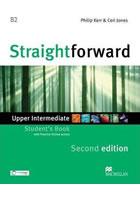 Straightforward 2E Upper-Interm SB+Webcode