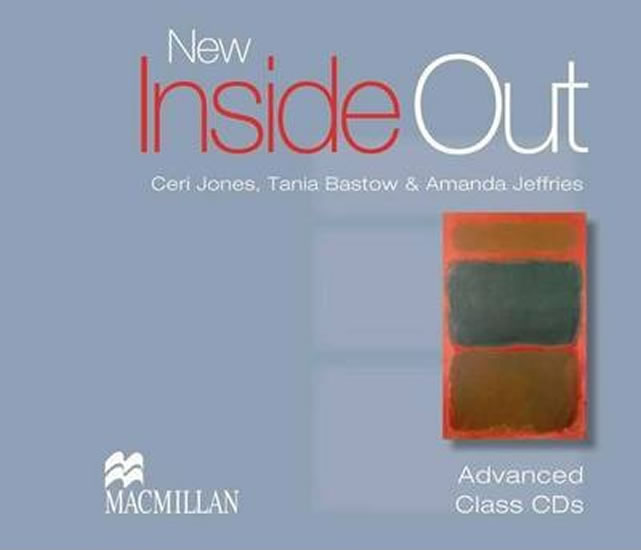 NEw Inside Out Advanced Class Audio CD