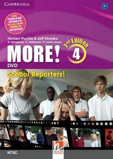 DVD More! 4 2E