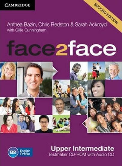 face2face 2E Upper-Interm Testmaker CD-ROM/CD