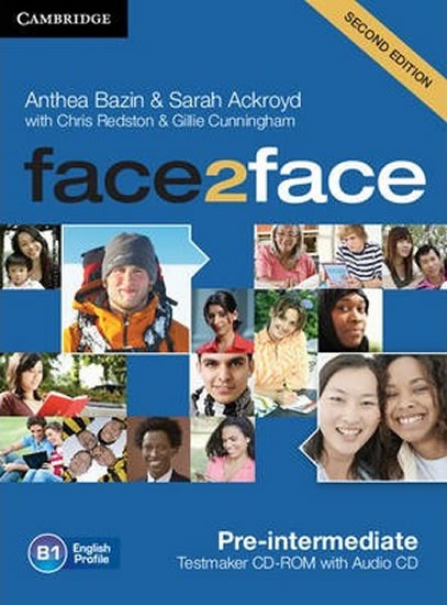 face2face 2nd Edition Pre-intermediate: Testmaker CD-ROM and Audio CD