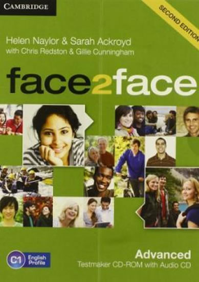 face2face 2nd Edition Advanced: Testmaker CD-ROM and Audio CD