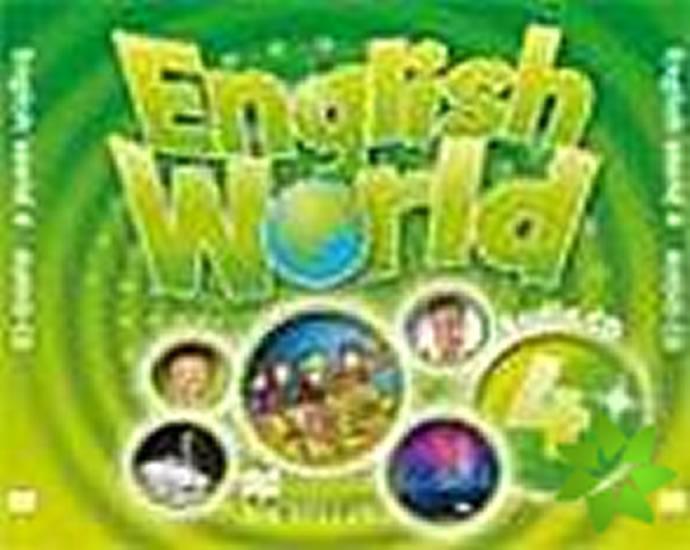 English World 4 CD